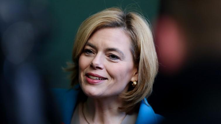 Η συμβατική υπουργός Γεωργίας της νέας γερμανικής