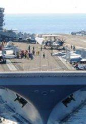 Μήνυμα ΗΠΑ στην Άγκυρα: Αεροπλανοφόρο μπλόκαρε τις τουρκικές συχνότητες στην ΑΟΖ