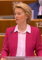 Η πρόεδρος της Κομισιόν, Φον ντερ Λάιεν, προτείνει προϋπολογισμό επταετίας για την Ε.Ε. ύψους 1,1 τρισ. ευρώ