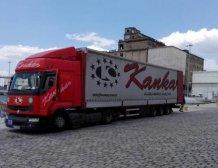 Ελιές από την Τουρκία έφθασαν με φορτηγό στην Καλαμάτα
