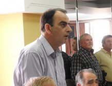 Ο Λαρισαίος αγροτοσυνδικαλιστής, Ρίζος Μαρούδας, έγινε πατέρας