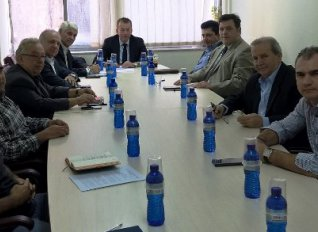 Άρδευση του κάμπου Βαγίων και Θηβών και πρωτογενής τομέας ΠΕ Κοζάνης ήταν το θέμα των συναντήσεων Κόκκαλη με τοπικούς φορείς