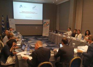 Για τις καινοτόμες δράσεις περιφερειακής ανάπτυξης της Κ. Μακεδονίας ενημερώθηκε αντιπροσωπεία της Ευρωπαϊκής Επιτροπής των Περιφερειών