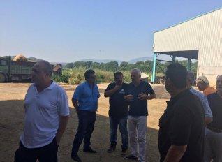 Επανέλαβε ο Αποστόλου στην Αλίαρτο την κατάθεση νομοσχεδίου για υποχρεωτική αναγραφή προέλευσης του γάλακτος