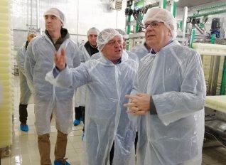 """Αποστόλου: """"Η πίεση στις τιμές του αιγοπρόβειου γάλακτος δεν δικαιολογείται"""""""