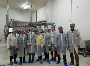 Καινοτομία στην εκπαίδευση και τη βιομηχανία γάλακτος μέσα από το πρόγραμμα InnoDairyEdu