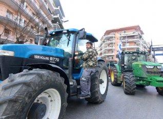 Εκδήλωση του Αγροτοκτηνοτροφικού Συλλόγου Λαγκαδά για την Εργατική Πρωτομαγιά στο Στίβος