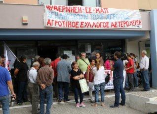 Στα Πραιτώρια Ηρακλείου το μπλόκο του Α.Σ. Αστερουσίων από 24 Ιανουαρίου