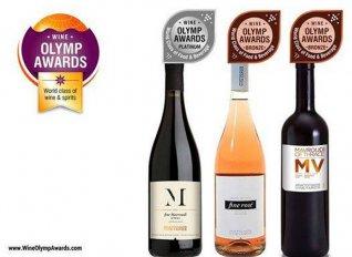 Βραβεία ποιότητας για την οινοποιεία Ανατολικός Vineyards