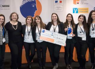 Στην τελική ο διαγωνισμός Ecotrophelia 2019 που διοργανώνει ο ΣΕΒΤ