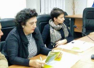 Συγκροτήθηκε σε σώμα με πρόεδρο την Ελένη Νικολαΐδου το Δ.Σ. της Ένωσης Αγροτουρισμού Θεσσαλίας