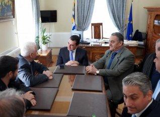 Κ. Σκρέκας: Προτεραιότητα η στήριξη των νησιωτικών και ακριτικών περιοχών