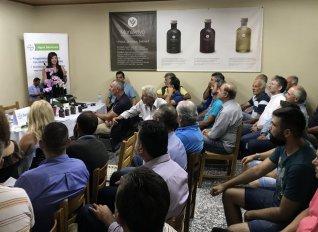 Ενημερωτική εκδήλωση για την ελαιοκαλλιέργεια από την Bayer στην Ο.Π. «Monopati ΑΕ»