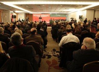 Προσυνεδριακός διάλογος για τα αγροτικά από το «Κίνημα Αλλαγής» στις 23-24 Φεβρουαρίου στη Θεσσαλονίκη