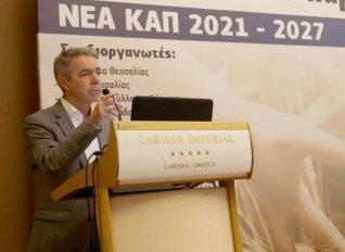 Σε Θεσσαλονίκη, Σέρρες και Λάρισα μίλησε ο Κασίμης για τα προγράμματα της νέας ΚΑΠ