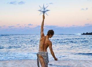 O David Lachapelle υπογράφει το ημερολόγιο της Lavazza για το 2020