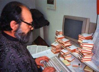 Θεσσαλονίκη: Ένα λεξικό 50.000 λέξεων γραμμένο σε ...πακέτα τσιγάρων