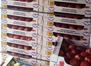 Προσδιορίστηκαν τα ποσά για τις συνδεδεμένες ενισχύσεις σε μήλα, βιομηχανική ντομάτα και ροδάκινα