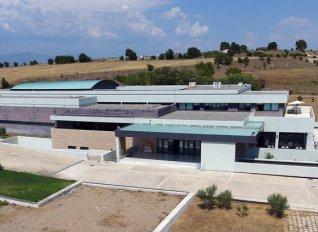 Τα δέκα χρόνια λειτουργίας έκλεισε το Νέο Αρχαιολογικό Μουσείο της Πέλλας