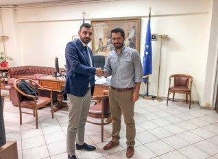 Τη λήψη αυστηρών μέτρων ελέγχου για τις εισαγωγές καλαμποκιού ζήτησε ο Νικολακόπουλος από τον Μπαγινέτα