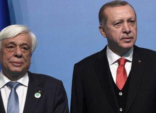 Ακυρώθηκε η συνάντηση Παυλόπουλου - Ερντογάν