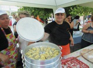 Μία γιορτή για την Ποντιακή Κουζίνα στο Θρυλόριο Ροδόπης