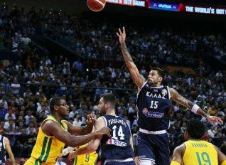 Ήττα της Ελλάδας από τη Βραζιλία στο τελευταίο δευτερόλεπτο του ματς