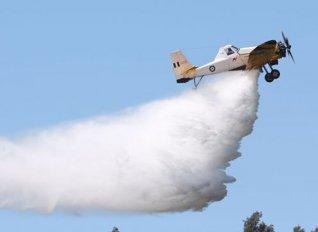 Τα PZL «έλουσαν» αγρότη – Πέρασαν τη σκόνη για καπνό