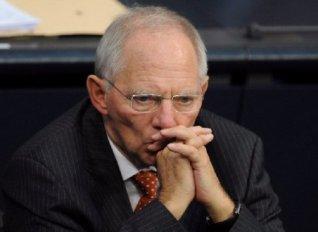 Σόιμπλε: Λάθος η ένταξη της Ελλάδας στην ευρωζώνη