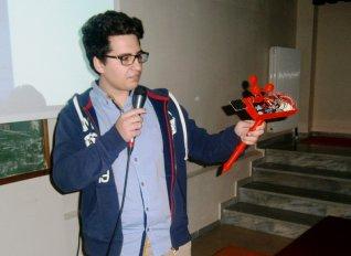 """Ο 17χρονος από τα Τρίκαλα που εφηύρε τη συσκευή παρακολούθησης καλλιεργειών εξ αποστάσεως """"geabit"""""""