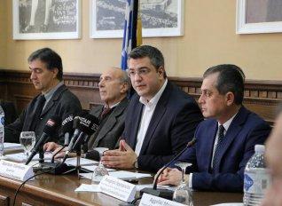 Αντιπλημμυρική θωράκιση του Στρυμόνα με έργα 3,9 εκατ. ευρώ