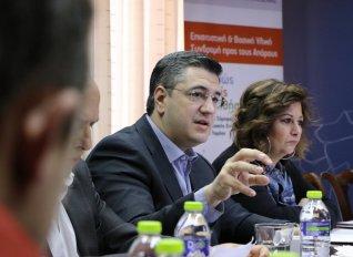 Ο Τζιτζικώστας εξελέγη σήμερα νέος Πρόεδρος της Ένωσης Περιφερειών Ελλάδας