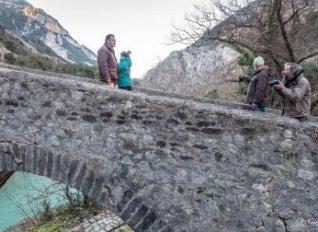 Σκηνικό για ταινία του Στέλιου Χαραλαμπόπουλου θα γίνουν τα Τζουμέρκα