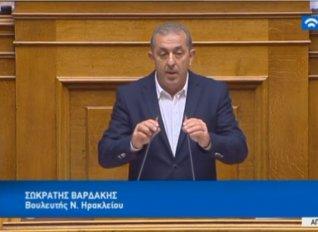 Με ερώτησή τους προς τον Βορίδη, Βαρδάκης και Αραχωβίτης ζητούν τη στήριξη της ελληνικής ελαιοπαραγωγής