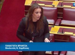 Διάλογος στη Βουλή μεταξύ Βράντζα και Τσιρώνη για τις προωθούμενες λύσεις ενάντια στις ελληνοποιήσεις