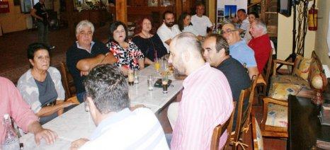 Διακρατική σύσκεψη στο Σουφλί για τους αμπελώνες και την ανάδειξη τοπικών οίνων