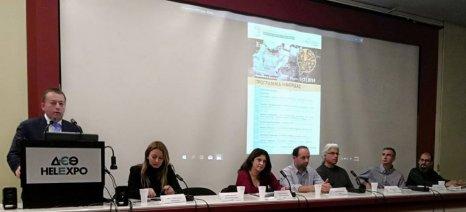 Για τις βελτιώσεις στο πρόγραμμα αντικατάστασης κυψελών 2018-2018 μίλησε ο Κόκκαλης σε ημερίδα του ΙΓΕ