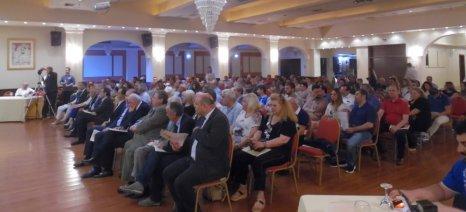 Πλήθος κόσμου παρακολούθησε το συνέδριο και το φεστιβάλ για το ροδάκινο στη Βέροια