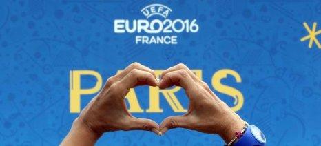Πρεμιέρα απόψε για το Euro 2016