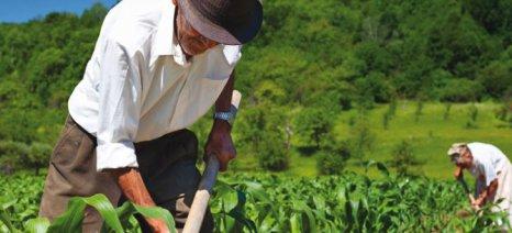 Πληρώθηκαν πρόωρες συντάξεις, νέοι γεωργοί και διατήρηση γενετικών πόρων