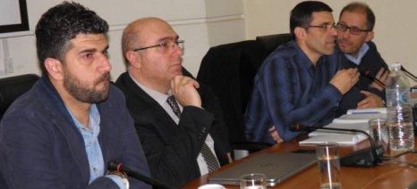 Δ. Μαυροματίδης: «Ο κάθε πολίτης που έχει ιδιοκτησία θα πρέπει να ελέγξει εάν η ιδιοκτησία του είναι δασική ή χορτολιβαδική»