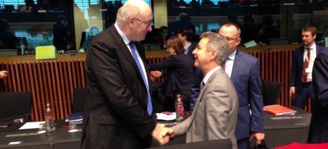 Η Ελλάδα συμφωνεί με τις χώρες του Visegrad για την επαρκή χρηματοδότηση της ΚΑΠ μετά το 2020