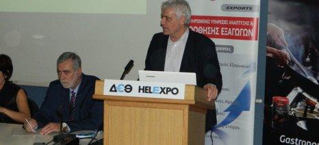 Το τρίπτυχο για τη βελτίωση των εξαγωγικών μας επιδόσεων ανέδειξε ο Τσιρώνης από τη Θεσσαλονίκη