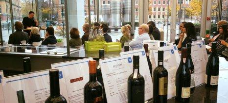 Πολύ μεγάλο το ενδιαφέρον για τα ελληνικά κρασιά σε εκδηλώσεις στο Μόναχο και το Αμβούργο