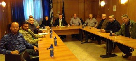 Με νέα απόφαση για τα ΠΣΕΑ θα μειωθεί στο μισό η διαδικασία πληρωμής, είπε ο Κόκκαλης στους παραγωγούς του Τυρνάβου