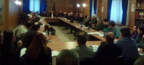 Ευρεία σύσκεψη για τα προγράμματα μελισσοκομίας πραγματοποιήθηκε τη Δευτέρα στο ΥΠΑΑΤ