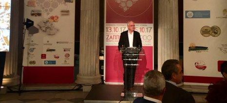 Ολοκληρώθηκε η έκθεση τοπικών προϊόντων της Ημαθίας στο Ζάππειο - τα εγκαίνια έγιναν από τον Αποστόλου