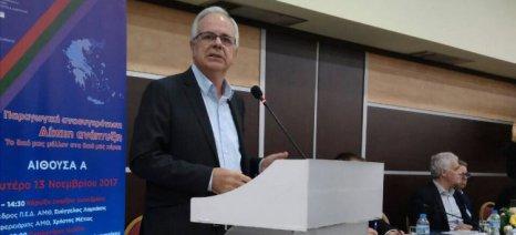 Δίνουμε μάχη για τα ελληνικά ΠΟΠ και ΠΓΕ προϊόντα στα πλαίσια των εμπορικών συμφωνιών της Ε.Ε. με Σιγκαπούρη, ΗΠΑ και Κίνα
