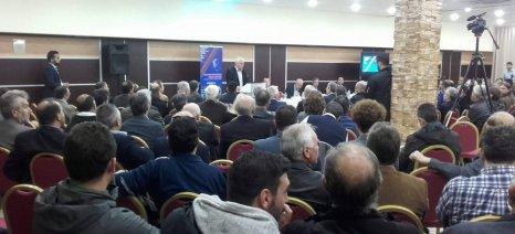 Τσιρώνης: Στην Ανατολική Μακεδονία και Θράκη το ΑΕΠ είχε συρρικνωθεί και πριν την κρίση