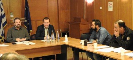 Αποφασισμένη για κινητοποιήσεις η Πανελλαδική των Μπλόκων - Χωρίς αποτέλεσμα η συνάντηση με Αραχωβίτη